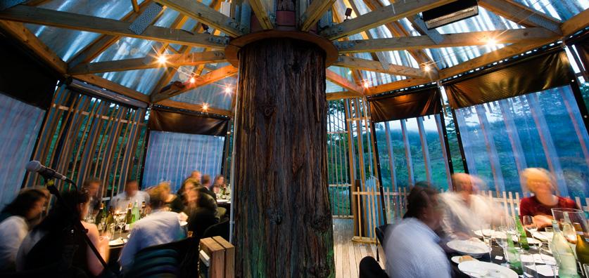 Conheça 7 restaurantes inusitados para se visitar ao redor do mundo