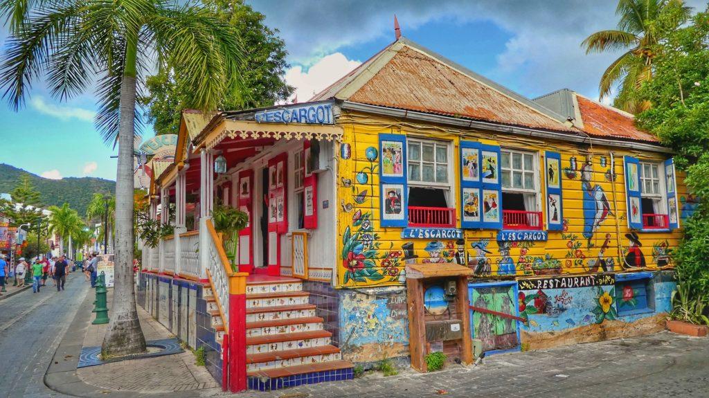 Philipsburg - St-Maarten