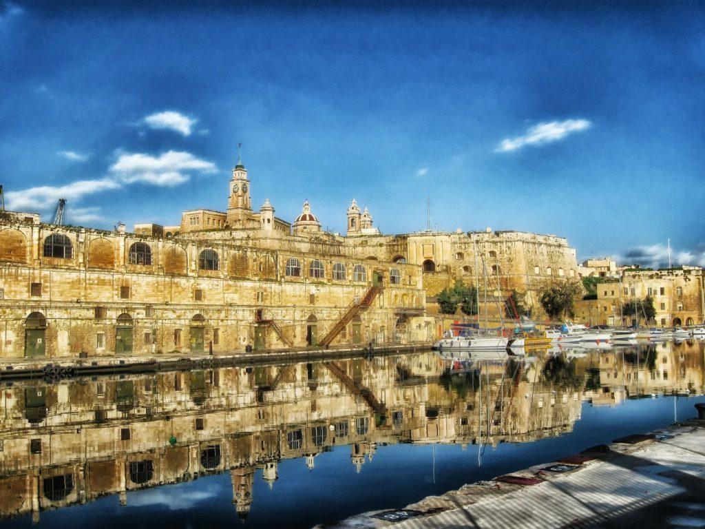 Canal de Cospicua - Malta
