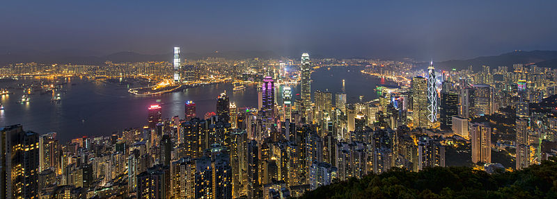 Hong Kong se mantém na liderança como a cidade mais visitada do mundo